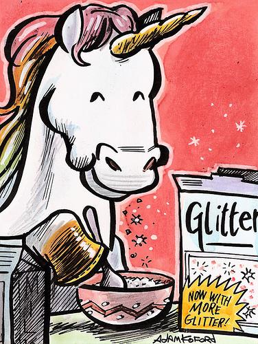 glitterhorse